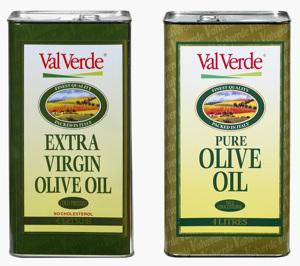 Dầu extra virgin để xào hoặc trộn salad. Dầu loại Pure để chiên ngập dầu