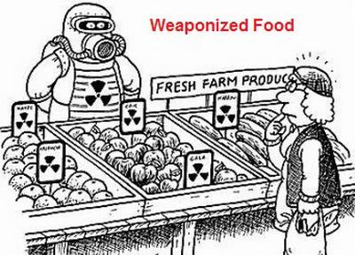 Điều an tâm là thực phẩm chiếu xạ không bị nhiễm phóng xạ, vì không tiếp xúc trực tiếp với nguồn xạ (khác với thực phẩm bị nhiễm bụi phóng xạ do sự cố hạt nhân)