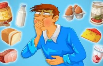 """Dị ứng do hệ miễn nhiễm, bất dung nạp do hệ tiêu hóa. Với hệ tiêu hóa thì còn """"dạy dỗ"""" được, nhưng đụng tới hệ miễn nhiễm thì thua."""