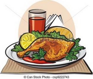 Thỉnh thoảng ăn vài đùi gà, lườn gà, cánh gà có da, hoặc hấp dẫn hơn là tô phở gà nước béo thì đã sao?