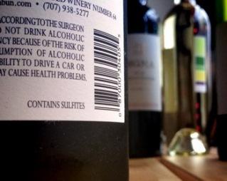 sulfite-wine
